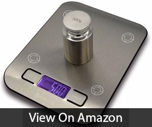 Etekcity Digital Kitchen Scale Review Pros Cons Verdict