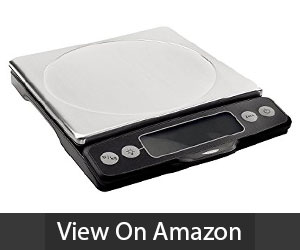 OXO Good Grips Stainless Steel Food Scale Review