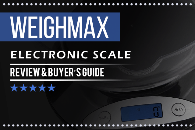 Weighmax Scale Review