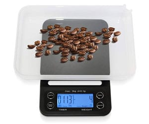 HostWeigh Espresso Scale