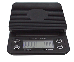 Ivykin coffee scale