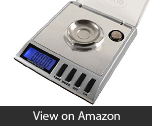 American Weigh Scales GEMINI-20 Portable MilliGram Scale