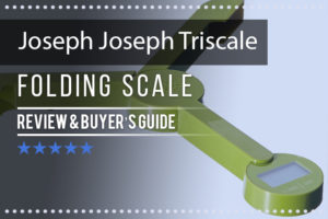 Joseph Joseph Triscale — Folding Food Scale Review 1