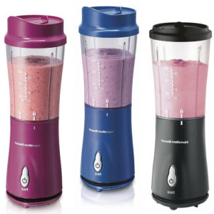 Hamilton Beach Personal Blender For Smoothies