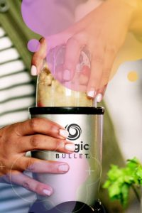 Magic Bullet Single Serve Blender