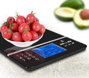 IDAODAN smart food scale