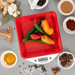 WeighAid Digital Kitchen Scale