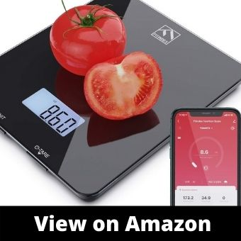 FITINDEX Smart Nutrition Food Scale