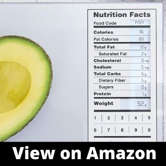 GreaterGoods Nutrition Scale