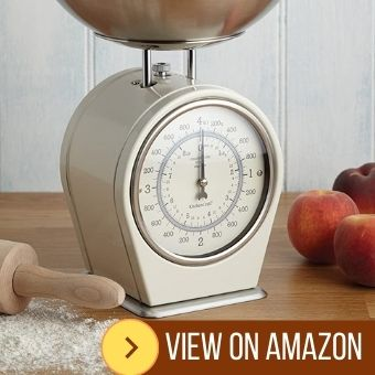 Living Nostalgia Mechanical Kitchen Scales
