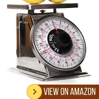 Tada Analog Food Scale