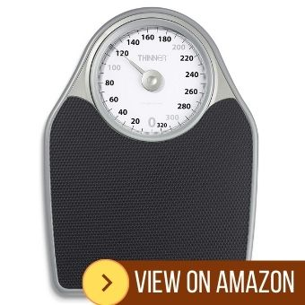 Thinner Analog Precision Scale