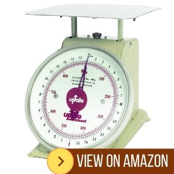 Update International Analog Portion Control Scale