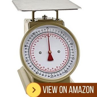Winco Mechanical Food Scale